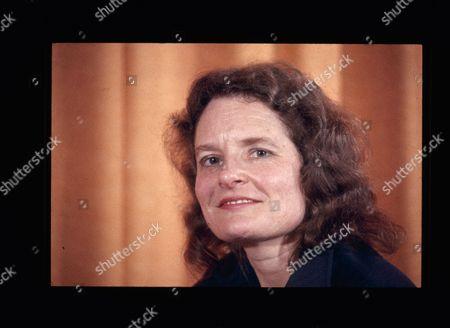 Christine Hodgson, a Political Candidate.