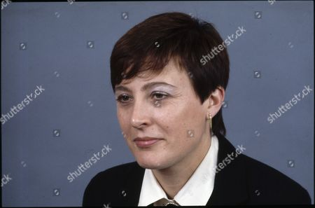 Mary Honeyball, a Political Candidate.