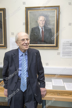 Norman Tebbit at the Nuffield Orthopaedic Centre Charity