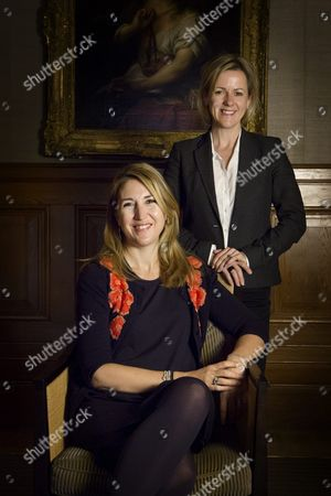 Editorial picture of Jojo Moyes and Lisa Jewell - 28 Jan 2014