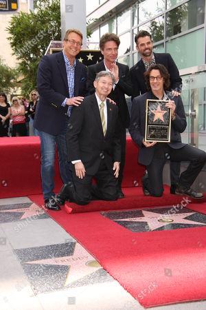 Doug Davidson, Richard Marx, Rick Springfield and Jason Thompson