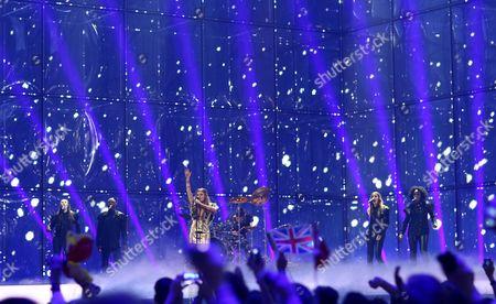 Molly Smitten-Downes representing The United Kingdom