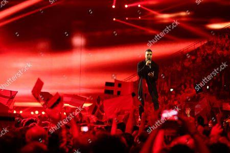 Editorial photo of Eurovision Song Contest 2014, Copenhagen, Denmark - 10 May 2014