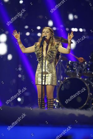 """Molly Smitten-Downes representing United Kingdom performs """"Children of the Universe"""""""