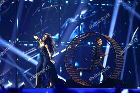 Editorial image of Eurovision Song Contest 2014, Copenhagen, Denmark - 10 May 2014
