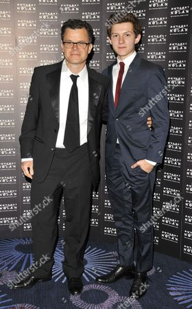 Dominic Holland and Tom Holland