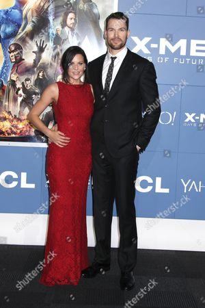 Daniel Cudmore and Stephanie Cudmore