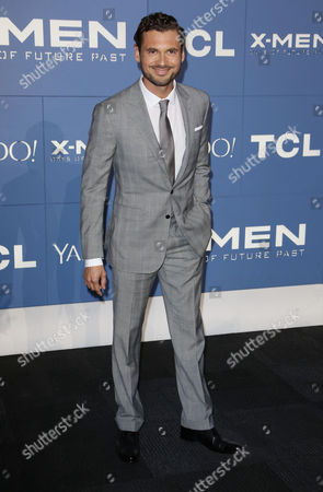 Editorial picture of 'X-Men: Days of Future Past' film premiere, New York, America - 10 May 2014