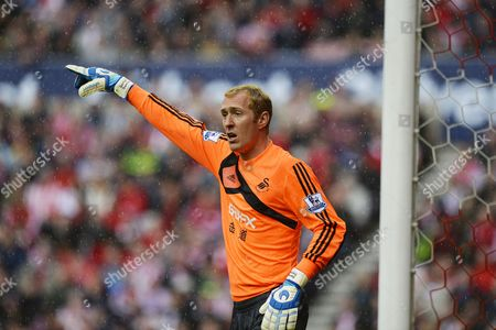 Gerhard Tremmel of Swansea City
