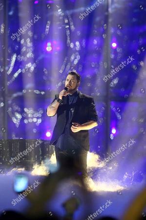 "Carl Espen representing Norway performs ""Silent Storm"""