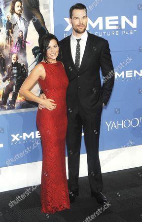 Stephanie Cudmore and Daniel Cudmore