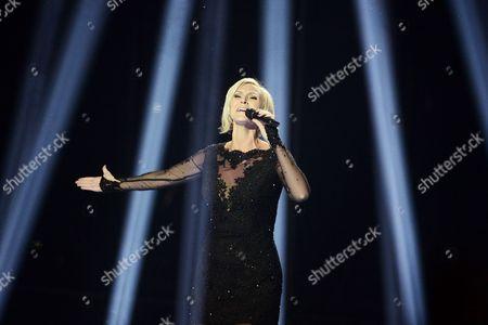 "Sanna Nielsen representing Sweden performs ""Undo"""
