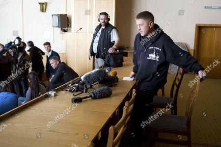 Editorial photo of Donetsk self-rule referendum, Sloviansk, Ukraine - 10 May 2014