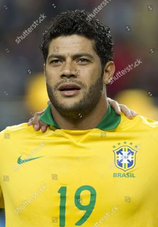 Stock Photo of Givanildo Vieira de Souza - Hulk