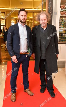 Stock Picture of David Petch and Mike Figgis