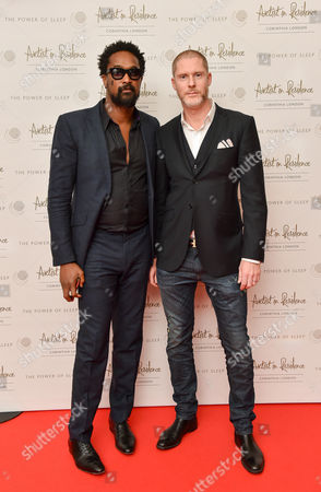 Stock Picture of Tim Wade and Jean-David Malat