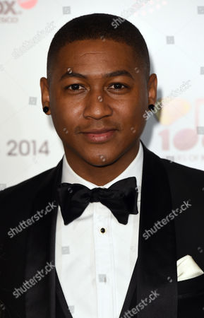 Editorial picture of The Radio Academy Awards, Grosvenor House Hotel, London, Britain - 12 May 2014