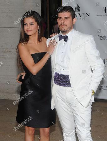 Selena Gomez and Eli Mizrahi