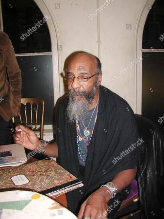 RICHIE HAVENS AT THE JAZZ CAFE FOR HIS CONCERT