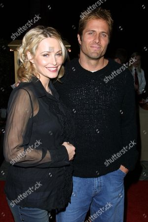Stock Picture of Josie Bisset and Rob Estes