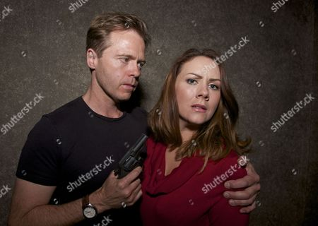 Nick Waring and Elinor Lawless