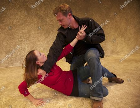 Stock Photo of Nick Waring and Elinor Lawless