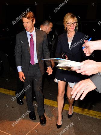 Danny Moder and Julia Roberts