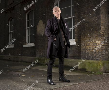 Editorial photo of Rupert Thomson in south west London, Britain - 18 Dec 2013
