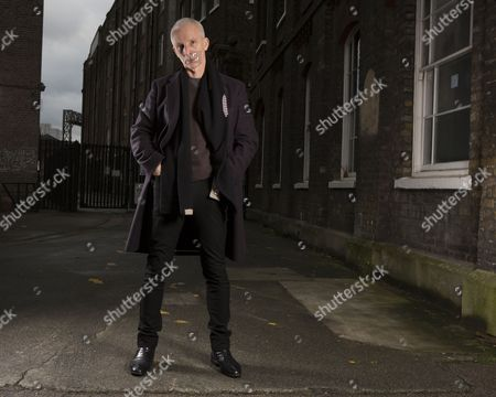 Editorial image of Rupert Thomson in south west London, Britain - 18 Dec 2013