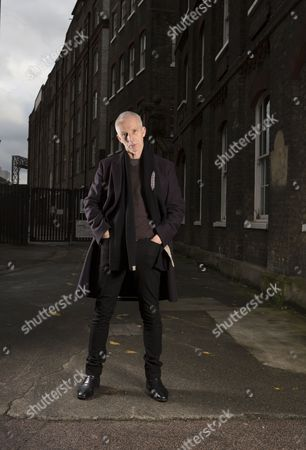 Stock Picture of Rupert Thomson