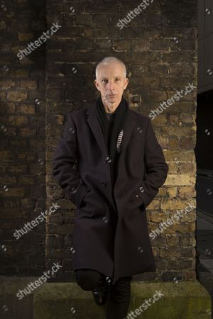Editorial picture of Rupert Thomson in south west London, Britain - 18 Dec 2013