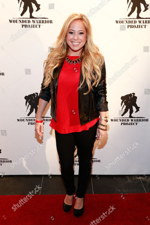 Editorial image of The Wounded Warrior Project presents The Style and Beauty Suite, Los Angeles, America - 28 Feb 2014