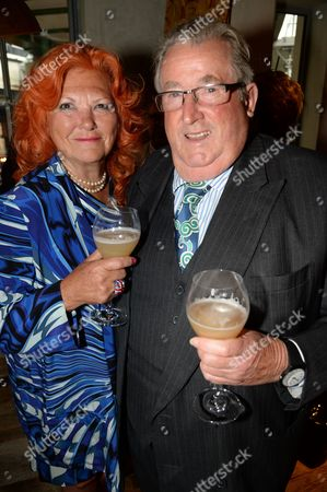 Lady Judith McAlpine and Sir William McAlpine