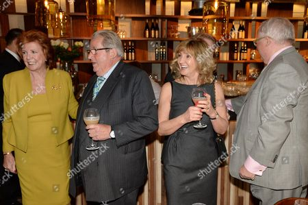 Editorial image of BAFTA Lunch in honour of Cilla Black, Rabot 1745, London, Britain - 13 May 2014