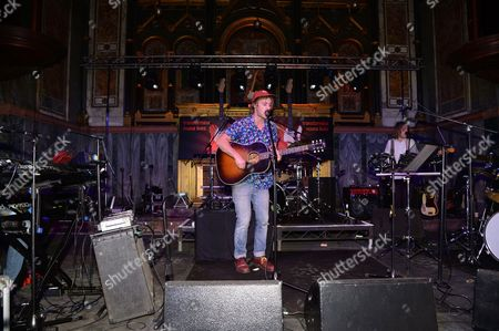 Editorial picture of Amber Rocks Concert at One Mayfair, London, Britain - 13 May 2014
