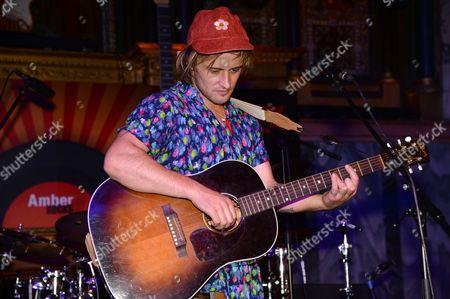Editorial image of Amber Rocks Concert at One Mayfair, London, Britain - 13 May 2014
