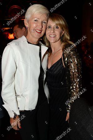 Marie Jordan and Tracy Grabiner
