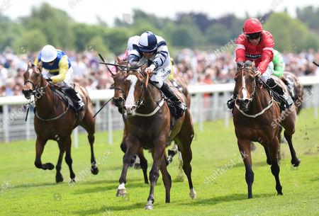 Editorial photo of Horse Racing at York Racecourse, Britain - 16 May 2014