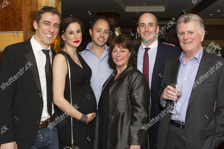 Editorial picture of 'The Pajama Game' play press night at the Grange Holborn Hotel, London, Britain - 13 May 2014
