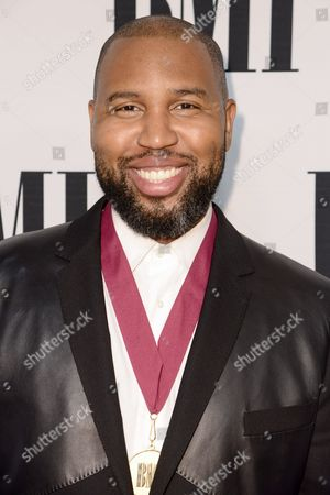 Stock Image of Claude Kelly