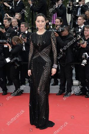 Editorial photo of 'Grace of Monaco' film premiere, 67th Cannes Film Festival, France - 14 May 2014