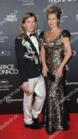 Christophe Guillarme and Natacha Amal