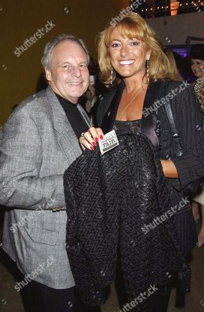 TONY HATCH AND WIFE