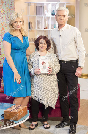Holly Willoughby, Michelle Knight and Phillip Schofield