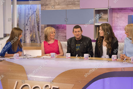 Carol Vorderman, Karen Barber, Paul Heaton, Jacqui Abbott and Jane Moore