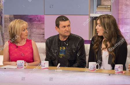 Karen Barber, Paul Heaton and Jacqui Abbott