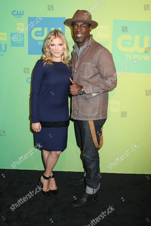 Editorial image of CW Upfront, New York, America - 15 May 2014
