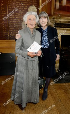 Phyllida Law and Dame Eileen Atkins