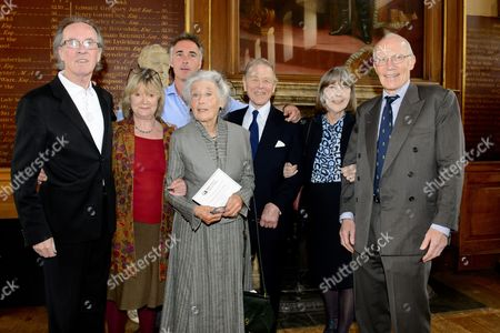 Joanna David, Greg Wise, Phyllida Law, Edward Fox, Dame Eileen Atkins and Dr Marcus Setchell