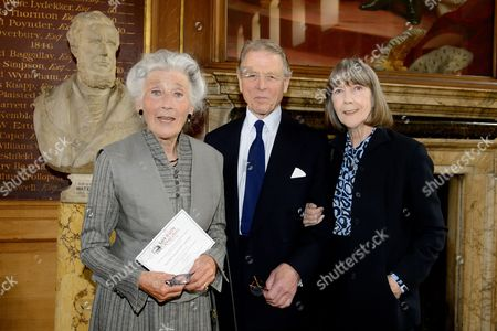 Phyllida Law, Edward Fox and Dame Eileen Atkins